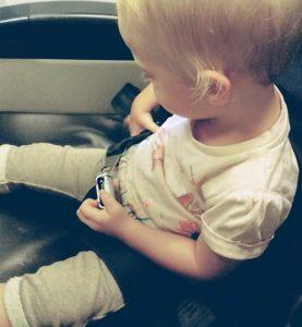 let s malým dieťaťom