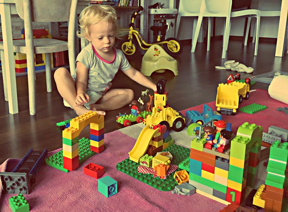 Lego je vždy skvelá voľba na hranie. Pre deti aj rodičov
