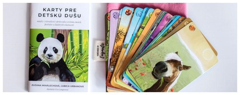 Karty pre detskú dušu